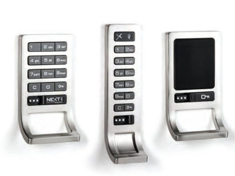Locker locks with Keypad and rfid