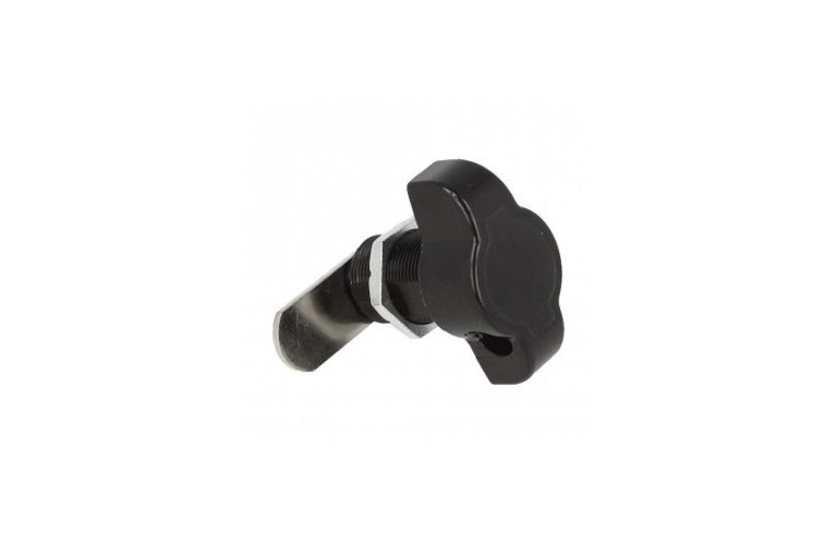 Padlockable cam locks