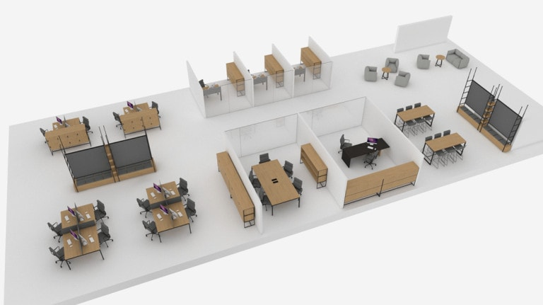 Office furniture Turku™ by Atepaa®