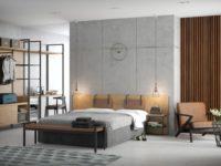 Hotel room furniture Atepaa® Lund