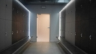 Lockers With Led Lighting For Cloakrooms