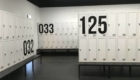 Metal Fitness Lockers For Cloakrooms