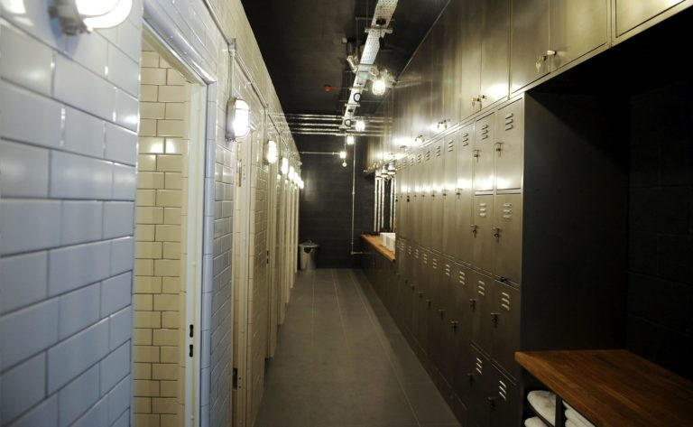 Gym Lockers Metal Design Uk London